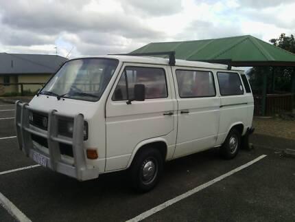 VW T3 Transporter 1989 LPG/Unleaded