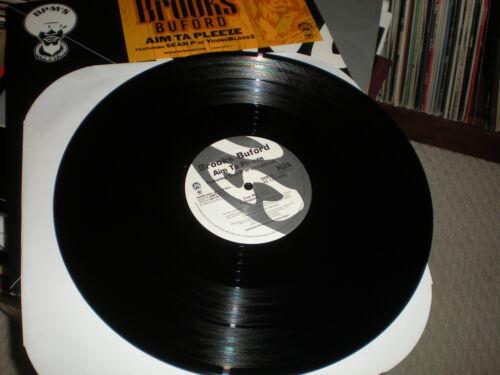 Brooks Buford Aim Ta Pleeze VINYL radio instrumental club acappella