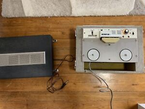 AGS 777A Tube preamp reel to reel tape machine