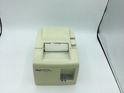 Star Tsp100 Future Print Themal Reciept Printer - Used - No Power Adapter