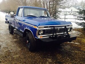 1974 Ford 4X4, F-250. $25,000.