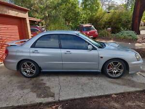 2001 Subaru WRX Turbo Manual • Price Negotiable!