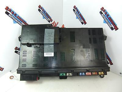 2006 BMW X5 E53 Fuse Box Board Panel 3.0 TDi & 4.4 V8 518877006 8378107 01/07