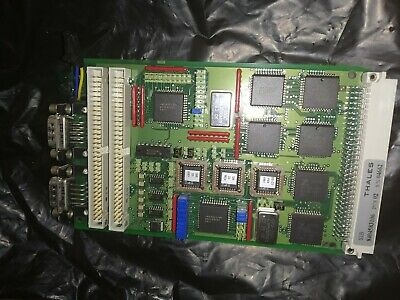 Thales Serial Interface Board 8404583106 Aircraft