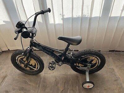 Batman Bike with stabilisers