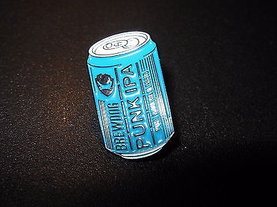 Brewdog Brew Dog Punk Ipa Lapel Pin Badge Button Craft Brewery Brewing