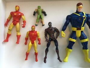 MARVEL AND DC ACTION FIGURES / SUPER HEROES
