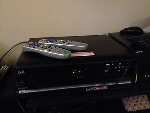 Bell expressvu 9242 dual HD receiver and dish
