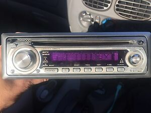 Kenwood Head Unit CD Player Alice Springs Alice Springs Area Preview