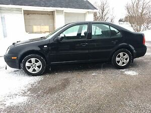2001 Volkswagen Jetta TDI *Well cared for*