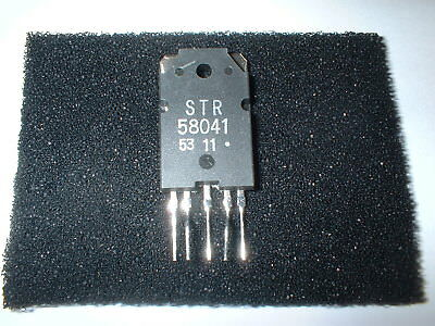 Str58041 Voltage Regulator Integrated Circuit Ic  Box22
