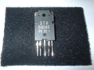STR58041 VOLTAGE REGULATOR  INTEGRATED CIRCUIT  IC   BOX#22 Integrated Circuit Voltage Regulator