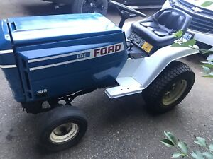 Ford LGT 14 hp lawn and garden tractor REDUCED PRICE