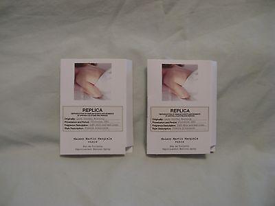 Maison Margiela 'Lazy Sunday Morning' Spray Vial Set of 2 - Soft Skin & Linen