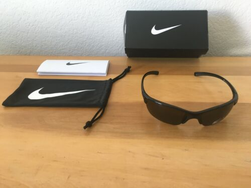 Nike Black EV0595 Skylon Sport Sunglasses With Nike Max Optics® Lenses with Box