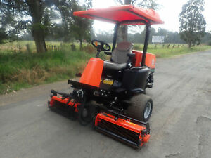 2015 JACOBSEN TR3 REEL CYLINDER GREENS FAIRWAY RIDE ON COMMERCIAL LAWN MOWER TORO Austral Liverpool Area Preview