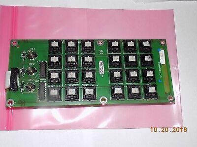 Gilbarco Veeder-root Tls 350 Tls 300 Keyboard 329223-001a