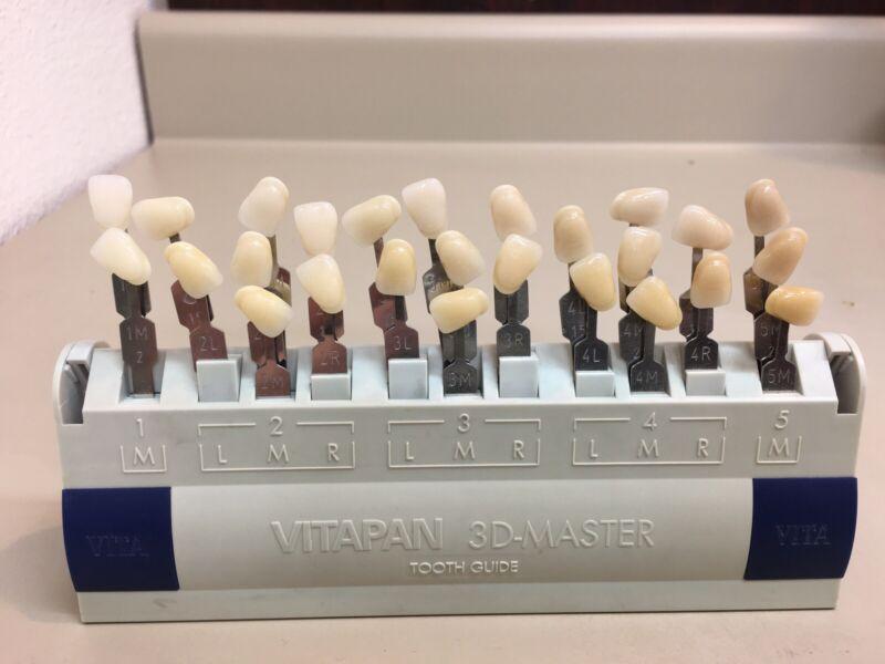 VITA Vitapan Tooth guide 3D Master Shade Dental Guide 26 Color