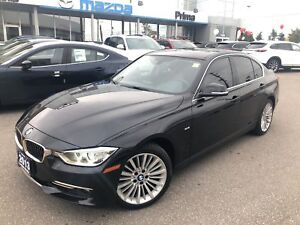 2013 BMW 328 i xDrive, LUXURY PACKAGE, LEATHER, SUNROOF