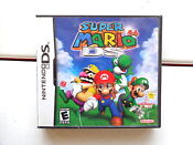 Super Mario 64 DS Case
