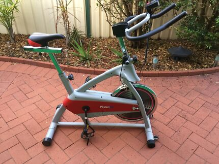 Spin Bike with Heavy Fly Wheel