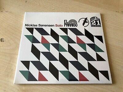 Nicklas Sorensen - Solo CD Papir