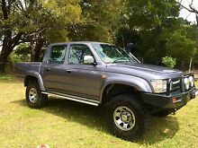1998 Toyota Hilux Portland Glenelg Area Preview