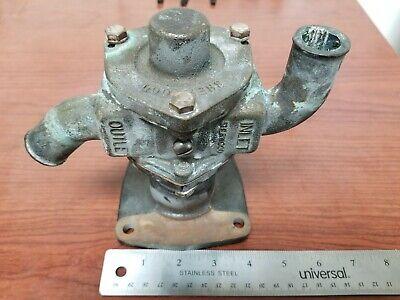 Rebuild Kit For Onan Raw Sea Water Pump 132-0284 MAJB 2.5//3.0KW Shaft 132-0307