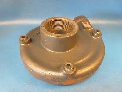 Teel Impeller Casing For Pump 4p940 0997 4250-001 Dayton