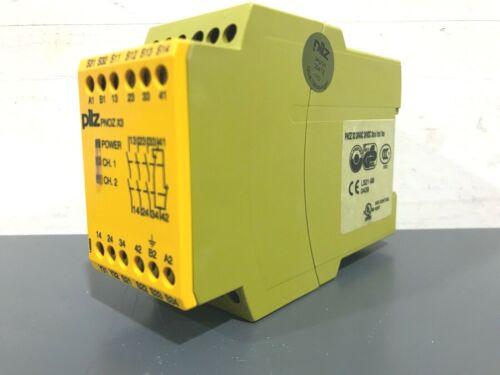 New Pilz PNOZ X3 Safety Relay 24VAC 24VDC 774310