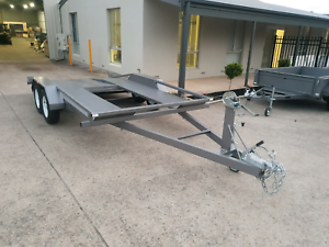 CAR TRAILER, BEAVERTAIL - AUSTRALIAN MADE Holden Hill Tea Tree Gully Area Preview