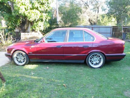 1990 BMW 525i Woolloongabba Brisbane South West Preview