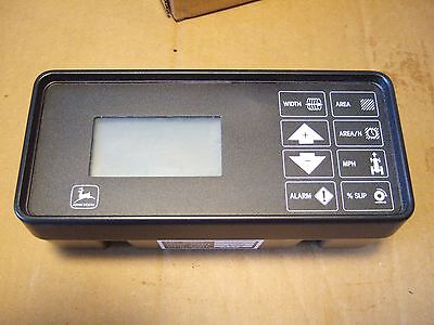 New John Deere Performance Trak Iii Monitor 4250 4450 4650 4850 4455 4755 4955