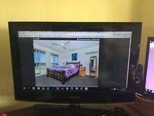"""32"""" Samsung LCD full HD TV with Freeview Sandgate Brisbane North East Preview"""