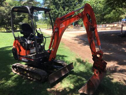 For Sale - Kubota KX41-3