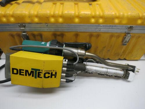 Demtech Pro X Extruding Welder Extrusion
