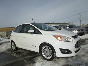 2013 Ford C-Max SEL, CAMERA  RECUL, TOIT PANO, CUIR, 106000KM, A