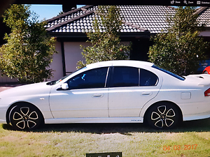 2007 Ford xr6 turbo Belmont Belmont Area Preview