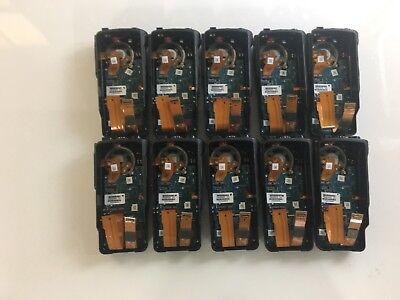 10 X Oem Motorola Pmln7238 - Xpr7550e Xpr7580e Front Housings