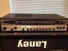 Gallien Krueger 700RB bass amplifier Coburg Moreland Area Preview