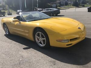 2004 corvette end of season special