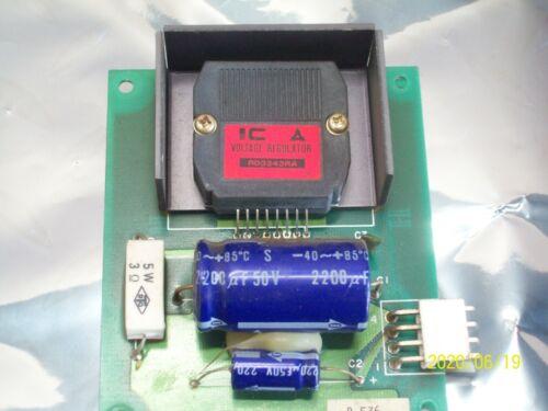 AMANDA S-34326-2 PC BOARD
