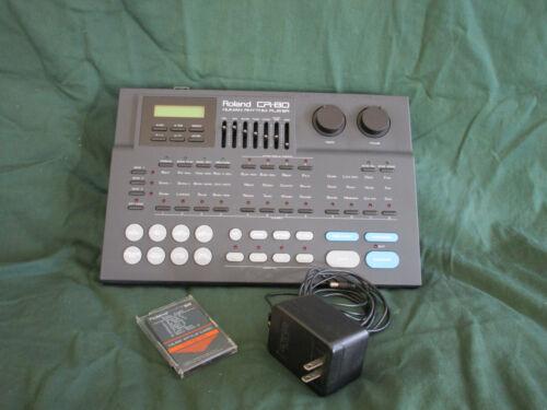 Roland CR-80 Human Rhythm Player Drum Machine