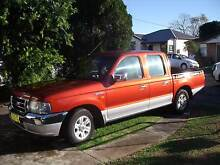 2003 Ford Courier Ute Waratah Newcastle Area Preview