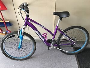 Girls bcycle