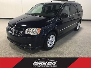 2015 Dodge Grand Caravan Crew CLEAN CARPROOF, BLUETOOTH, HEAT...