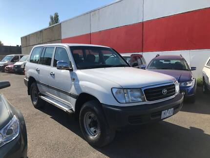 2000 Toyota LandCruiser GXL SUV 8 seater Lilydale Yarra Ranges Preview