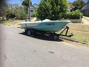 15ft swiftcraft boat 65hp $1500 Ono Hurstville Grove Kogarah Area Preview
