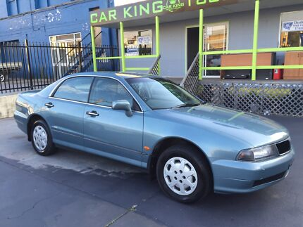 97 Mitsubishi Magna Cd Air 1YR WARRANTY! WEEKEND SALE! 3MTH REGO! Haberfield Ashfield Area Preview