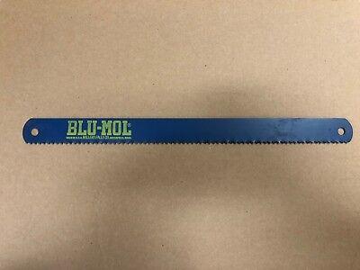 10pcs- 12 X 1 X .050 X 6t Power Hack Saw Blade Blu-mol High Speed Steel